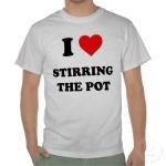 more stirring the pot